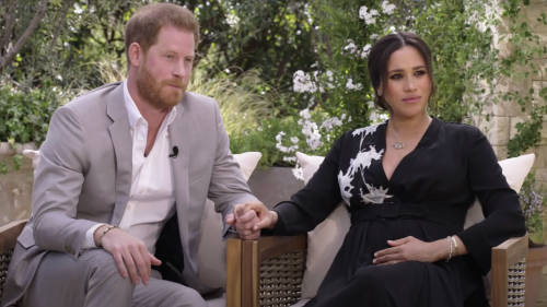 The Meghan Markle Interview With Oprah Reportedly Cost CBS Over $7 Million