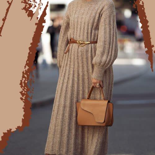 Herbstkleider 2021: Diese 4 Styles sind jetzt out – und diese Dresses tragen wir stattdessen