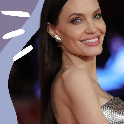 Frisuren-Fail: Mit DIESEN Extensions zeigte sich Angelina Jolie auf dem roten Teppich