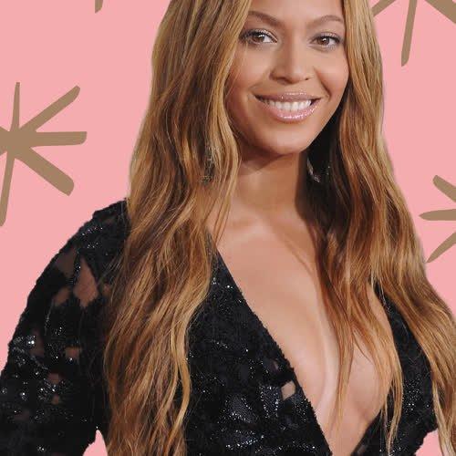 Beyoncé trägt jetzt Curtain Bangs und zeigt, wie glamourös der Pony aussehen kann