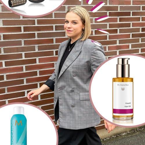 Bob-Must-haves: Auf diese 6 Styling-Produkte schwört unsere Beauty-Redakteurin für ihren Bob