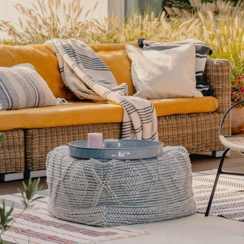 Gartendeko-Ideen: So kannst du deinen kleinen Garten gestalten