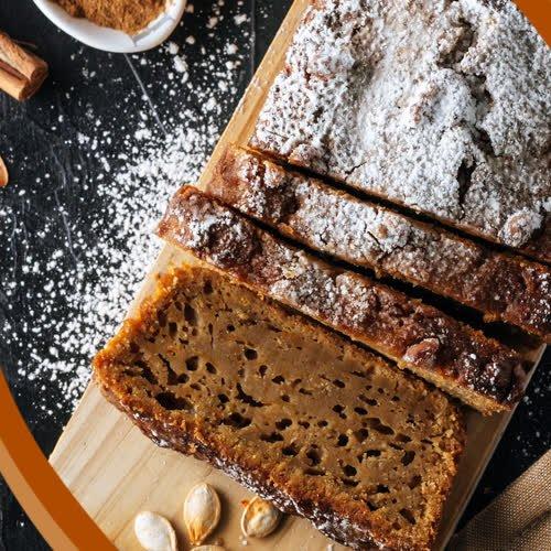 Kürbisbrot-Rezept: Der Food-Trend Pumpkin Spice Bread ist superlecker und einfach nachzumachen!