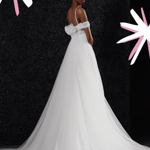 Vera Wang x Pronovias: Die neuen Brautkleider der Designerin sind traumhaft UND bezahlbar