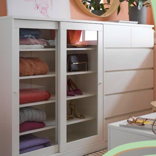 Ikea: Diese unterschätzte Kommode kostet unter 40 Euro und ist ideal für kleine Schlafzimmer!