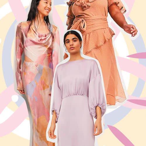 Kleider für Hochzeitsgäste: 11 festliche Sommerkleider ab 40 Euro