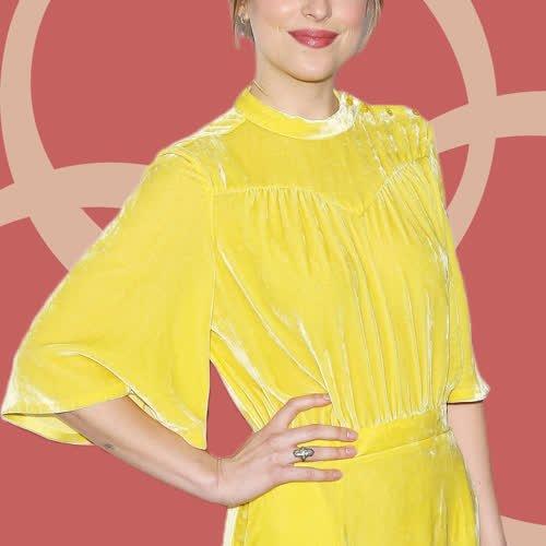 Dakota Johnson: Der Blazer der Schauspielerin ist ein Winter-Must-have