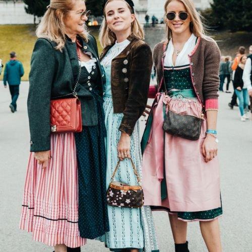 Street-Styles Oktoberfest 2019: Die schönsten Looks von der Wiesn
