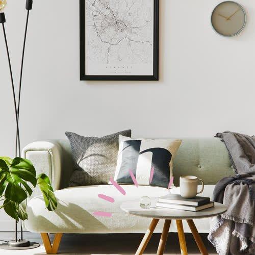 Minimalistische Beistelltische: Diese 5 Modelle von Ikea & Co. sind ideal für kleine Wohnungen