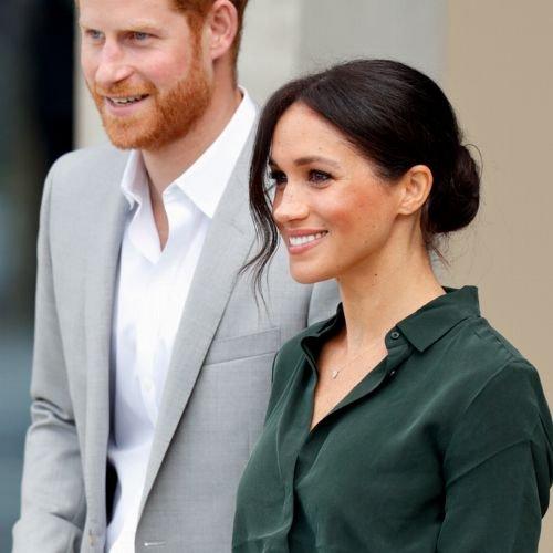Baby-News: Harry & Meghan verraten Geschlecht ihres zweiten Kindes