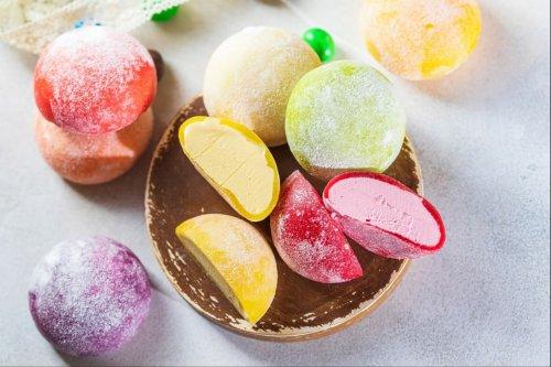 Rezept für Mochi-Eis: So einfach geht der Food-Trend