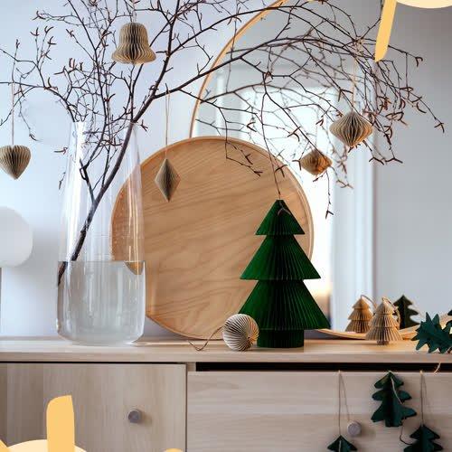 Ikea-Weihnachtsdeko: Die Trend-Teile der neuen Winter-Kollektion kannst du ab 2 Euro kaufen!