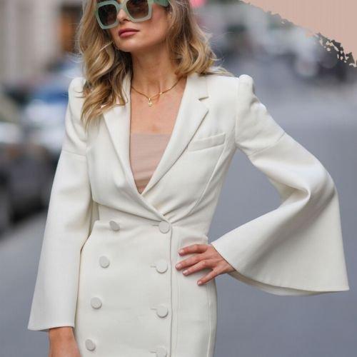 Standesamt-Outfit: Die schönsten Looks für modische Bräute