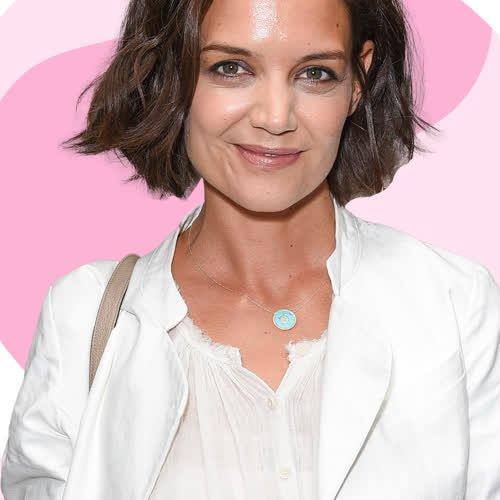 Katie Holmes: So genial stylt die Schauspielerin Birkenstocks im Sommer