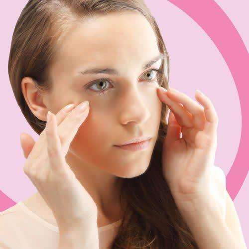 Schlupflider wegkleben: Diese Tapes lassen deine Augen wacher und größer ausssehen