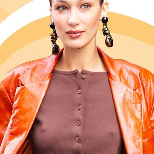 Bella Hadid: Das Topmodel trägt die perfekte Sommerjacke von Mango – und sie ist sogar im Sale!