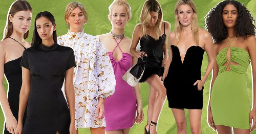 10 vestidos cortos (¡cortísimos!) de Pull&Bear y Bershka que la chica que más sabe de vestidos cortos se compraría
