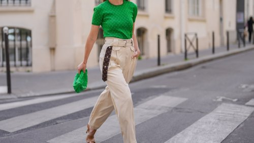 Cigarette trousers are a fashion classic that will work with every outfit you're planning for autumn