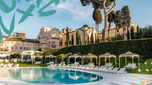 Italy has now become much easier to travel to from the UK, so here's why this hotel in Rome needs to be top of your list