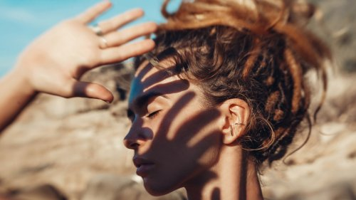 We've all got 'hot head syndrome', so here's how to stop your scalp burning in the sun (if you're not a hat gal)