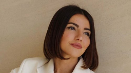The Italian bob is the luxurious cut that you're about to see everywhere