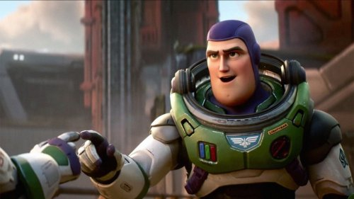 Chris Evans will be playing Buzz Lightyear for the brand new Toy Story spin-off, and Twitter has gone crazy