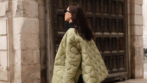 This is the quilted jacket you keep seeing all over Instagram (plus the best dupes if you keep missing the restocks)