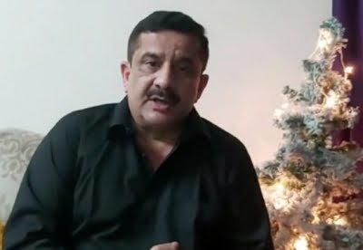Writer Waseem Rizvi accused of rape