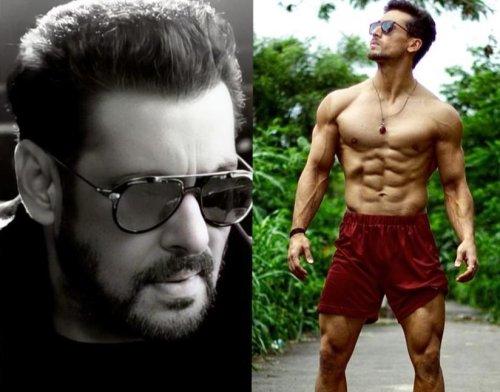 Salman Khan credits Tiger Shroff as his motivation