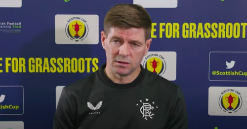 Every word of Steven Gerrard's Rangers press conference ahead of Celtic clash