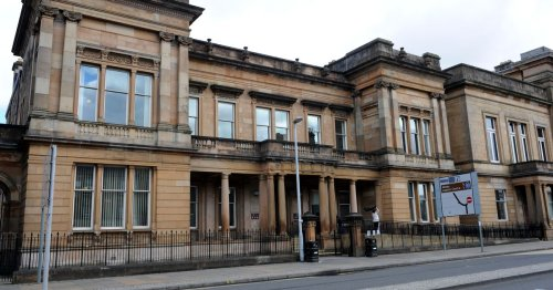 Jealous Glasgow creep bugged ex-girlfriend's bedroom to spy and track her movements