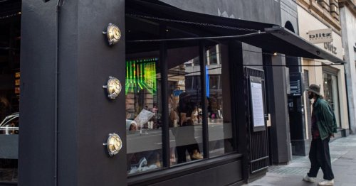 Ting Thai Caravan opens in Glasgow city centre today