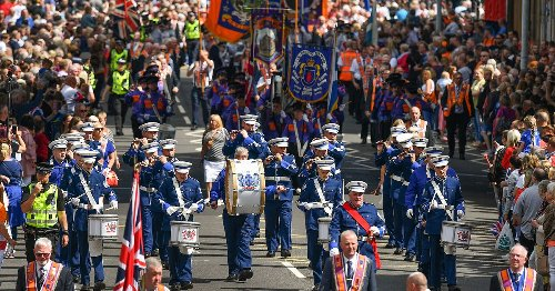 Glasgow Orange parades planned for July as restrictions on marches are loosened