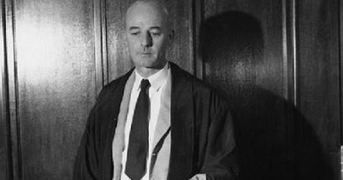 Glasgow's surprising link to the Tokyo War Crimes Trial