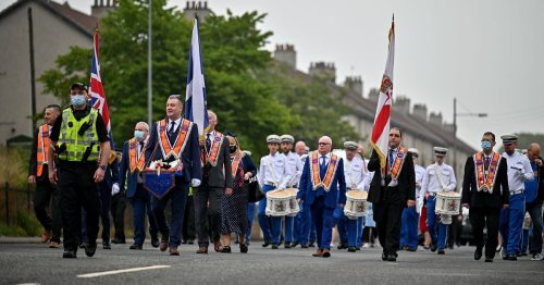 Police warn of road closures and delays ahead of Orange march processions