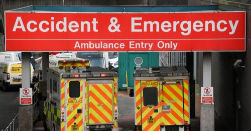 Glasgow NHS urges patients to avoid A&E unless issue is 'life threatening'