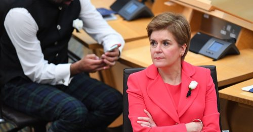 Nicola Sturgeon to deliver covid update to Scottish Parliament this afternoon