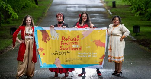 Refugee Festival Scotland launches week of cultural events across Glasgow