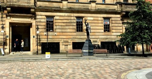 Permission to build Nelson Mandela statue in Glasgow renewed by council