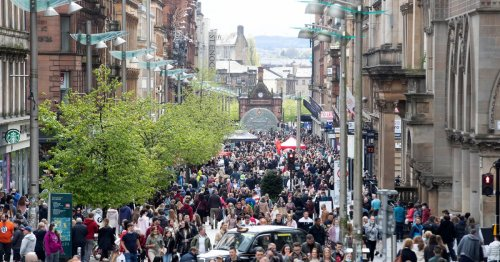 Glasgow's covid case rate among lowest of any local UK area