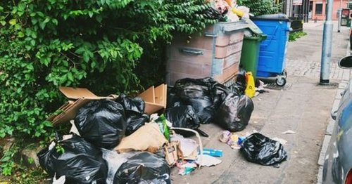 Govanhill street covered in rubbish becoming 'too much' for local residents