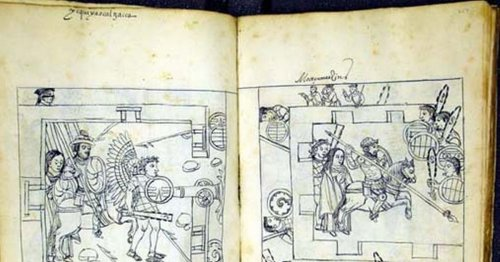 Lost Aztec manuscript that lay in Glasgow for 200 years could be city's greatest treasure