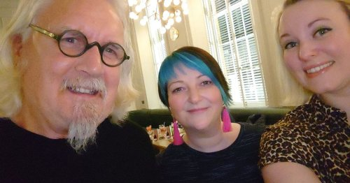 From Bono to Billy Connolly - the most famous people our readers have met