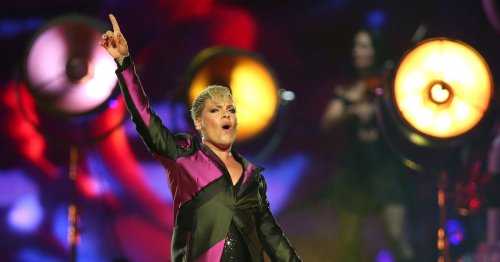 Pink says 'there's no energy like Glasgow' in Clyde 1 interview