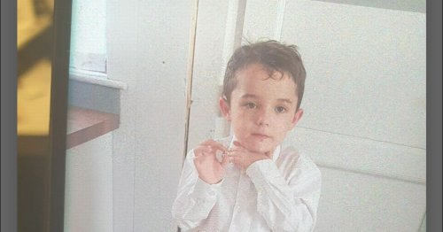 Police anxious to find missing boy, seven, from New Cumnock