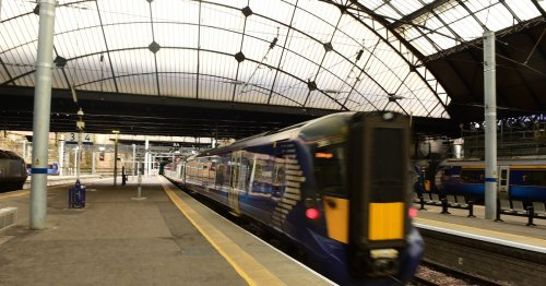 Glasgow train chaos today as staff shortages spark cancellations and delays