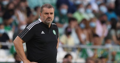 Ange Postecoglou 'really proud' of Celtic players despite Real Betis defeat