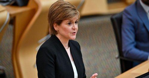 Follow Nicola Sturgeon's latest covid statement ahead of COP26 in Glasgow