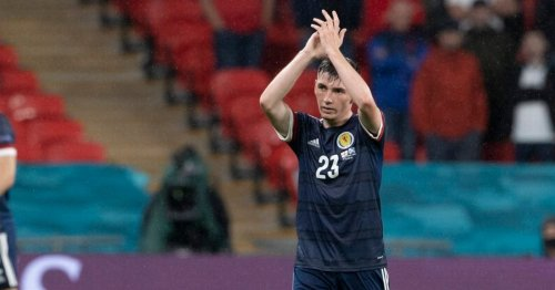 Billy Gilmour tests positive for Covid-19 ahead of Scotland clash with Croatia