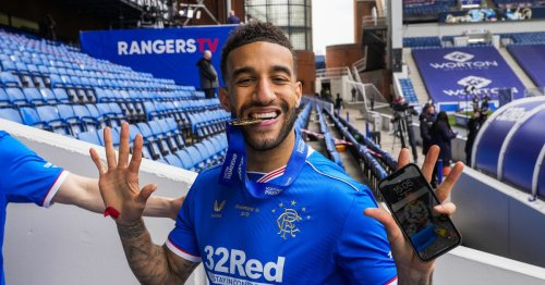 Connor Goldson lays down Rangers challenge as he drops major contract hint